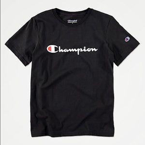 Black Champion T-Shirt